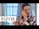 Miranda Kerr's Supermodel Skincare Secrets Little Black Book Harper's BAZAAR