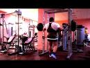 Жим стоя 150 кг на 3 раза Strict press 150 kg (331 lbs) for 3 reps