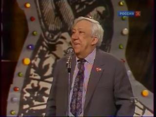 Юрии Никулин - Анекдот про две ракеты