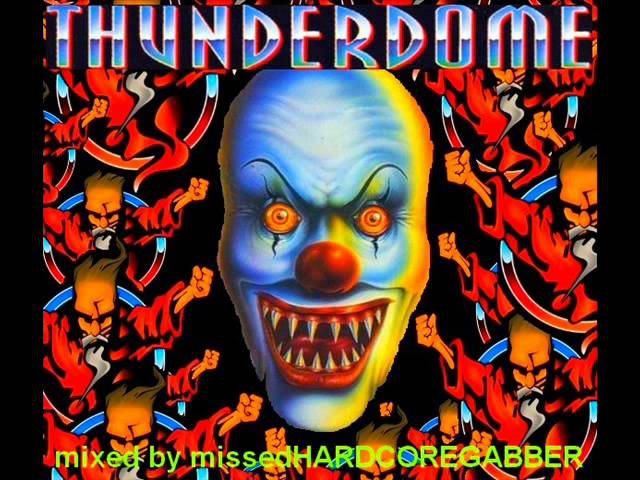 THUNDERDOME RAVE PARTY 1996 MIX HD HQ HIGH QUALITY HARDCORE GABBER CLASSICS GREATEST HITS
