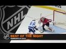 Kucherov's no-shot goal, Voracek's heroics take center stage