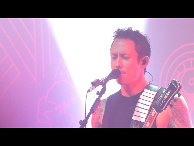 Trivium LIVE The Sin And The Sentence Haarlem NL Patronaat 2018 03 10 FULL HD 1080 50p