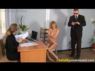 Ekaterina [totallyundressed] [medical fetish, posing, submission, stockings, casting, domination, masturbation]