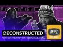 Разбор бита Trippie Red и Travi$ Scott Dark Knight Dummo с Honorable C.N.O.T.E. (русская озвучка)