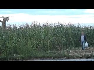 Пошел на х, это моя кукуруза