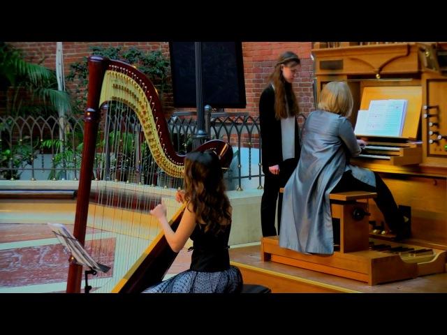 Ad Wammes Twilight Nadya Sergeeva harp Olesya Kravchenko organ