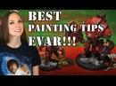 Miranda's Tutorial How to Paint a Khador Battlegroup Starter Box