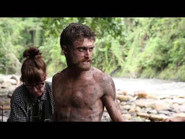 The Making of Jungle (2017) with Daniel Radcliffe and Yasmin Kassim