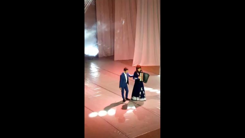 Сидаков Азамат и Белла Золоева Чызджыты хуыздар