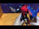 Part 1 TFC Toys TF 03 Trinity Force 路上王 Wildhunter 荒野猎手 Quick Review Articulation Test