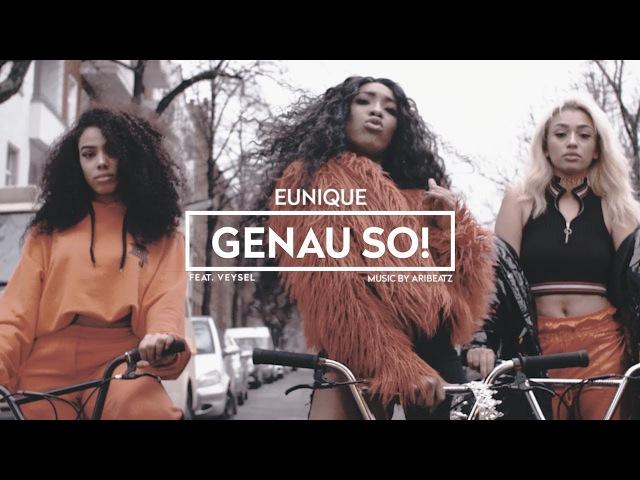 Eunique ► GIFTIG GENAU SO ft Veysel ◄ prod Juhdee Michael Jackson Aribeatz Official Video