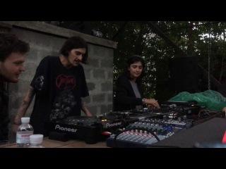 Alex Savage & Anna Haleta  brave factory festival kyiv 24/8/17