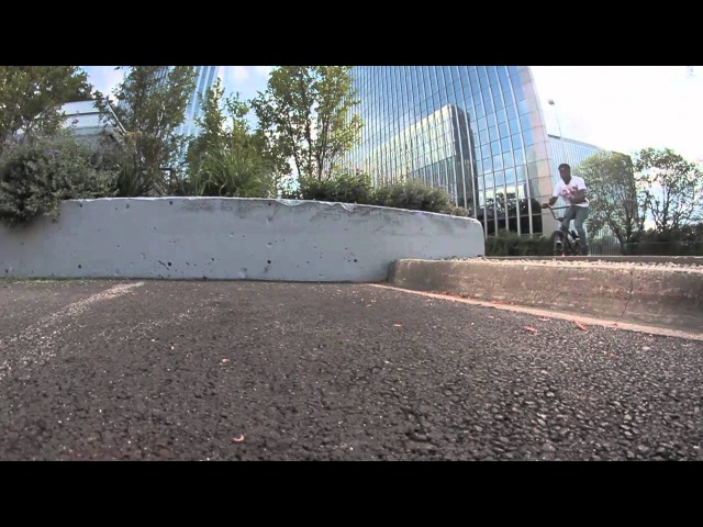 BMX CULT'S SMALL TALK SATURDAYS TIMMY THEUS