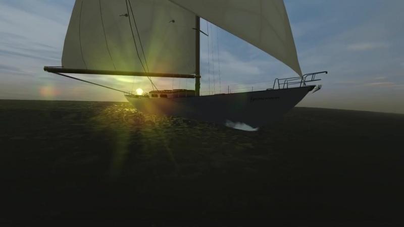 Игра Sailaway The Sailing Simulator вышла из раннего доступа