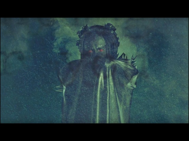 CRADLE OF FILTH You Will Know The Lion By His Claw OFFICIAL LYRIC VIDEO