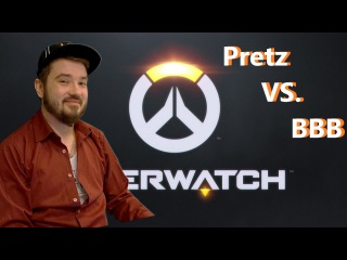 "CZ/SK Komentovan Overwatch Zpas - Skrim ""Bongo Beach Boys!"" vs ""Pretz"""
