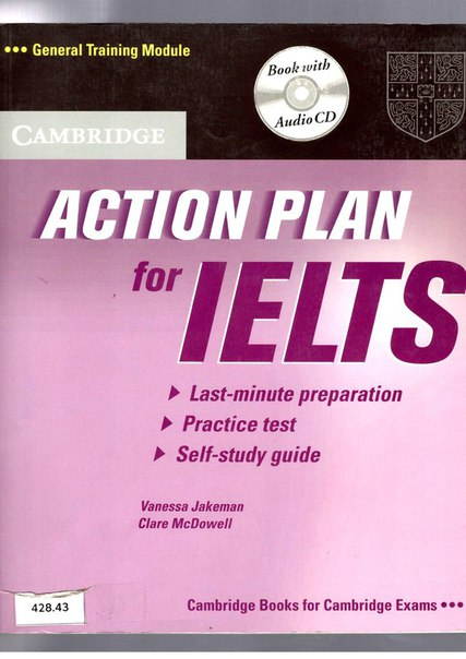 1action plan for ielts general training module