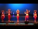 Amdjad Dance Studio Indian tribal fusion Dance of apsaras