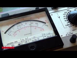 Расчет эмиттерного повторителя. Определение параметров транзистора.