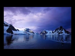Антарктика Чудеса голубой планеты HD