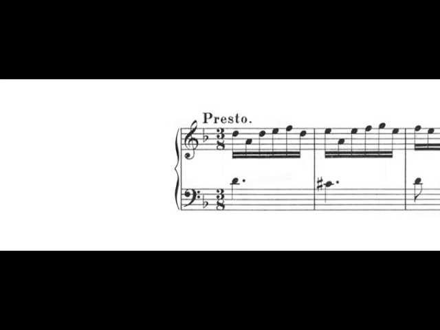 Алессандро Марчелло Концерт ре минор перелож И С Баха BWV 974