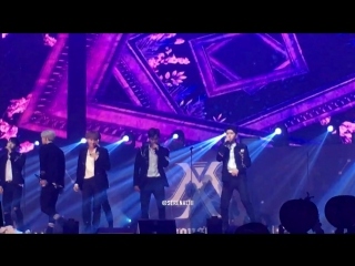 [VK][170730] MONSTA X Fancam - 'Ex Girl' @ 'THE 1ST WORLD TOUR' Beautiful in Bangkok