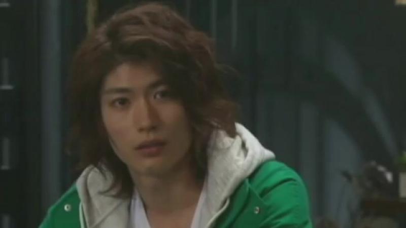Харума Миура в роли Хирото Bitter
