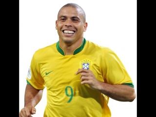 Ronaldo   - Ronaldo Luís Nazário de Lima - All 73 Goals  Brazil .