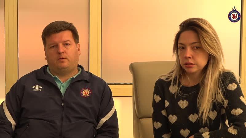 Пресс конференция Юрия Нагайцева после матча с Гандзасар Капаном