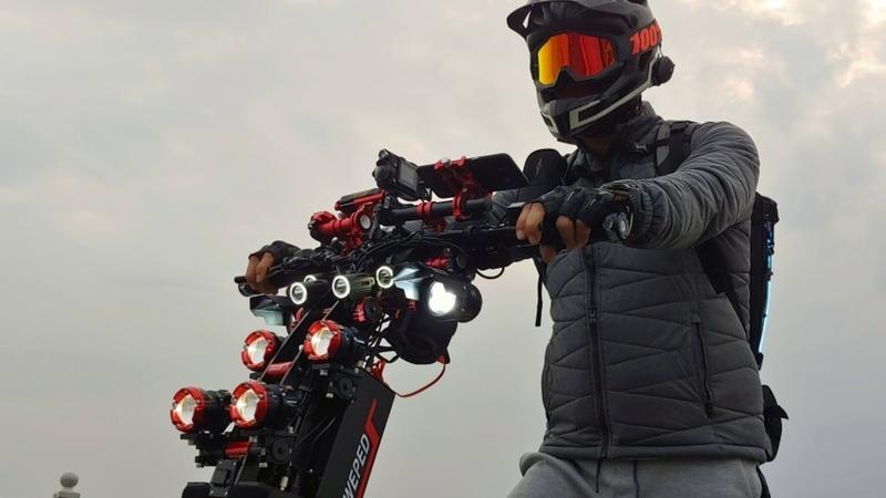 전동킥보드 electric scooter WEPED RR