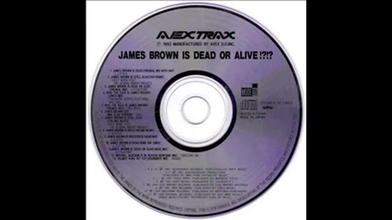 J Y Factory James Brown is dead or alive rave mix