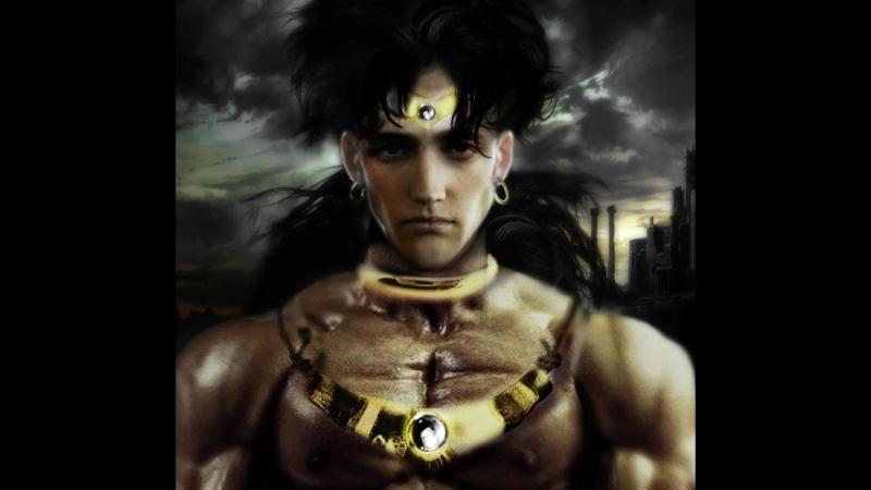 卍Der altertümlich legendäre Super Saiyajin Arier Broly im wirklichen Leben卐