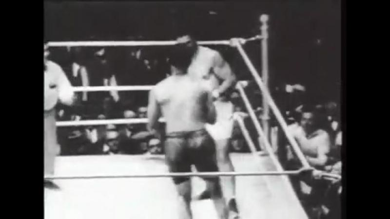 Jack Dempsey vs Luis Firpo