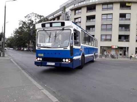 Jelcz M11 12240 MPK Kraków jelczekrakowskie linia zabytkowa 100