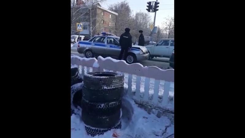 ДТП быдло наговаривает себе на статью п Комсомольский Мордовия