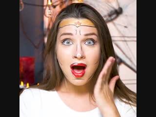 Топ-3 макияжа для Хэллоуина
