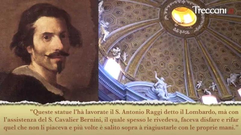 1660 Bernini e la cupola di sant'Andrea al Quirinale