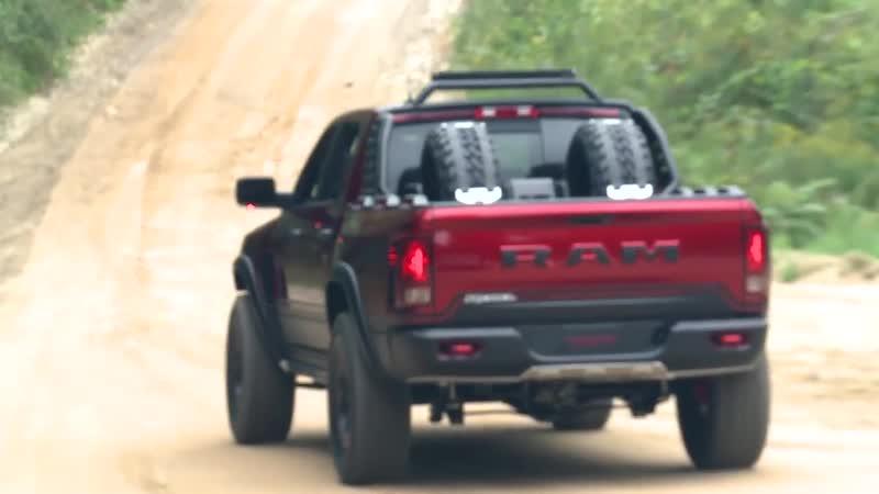 Dodge RAM 1500 Rebel TRX (Бунтарь), V-6.2 л, 575 лс(1)