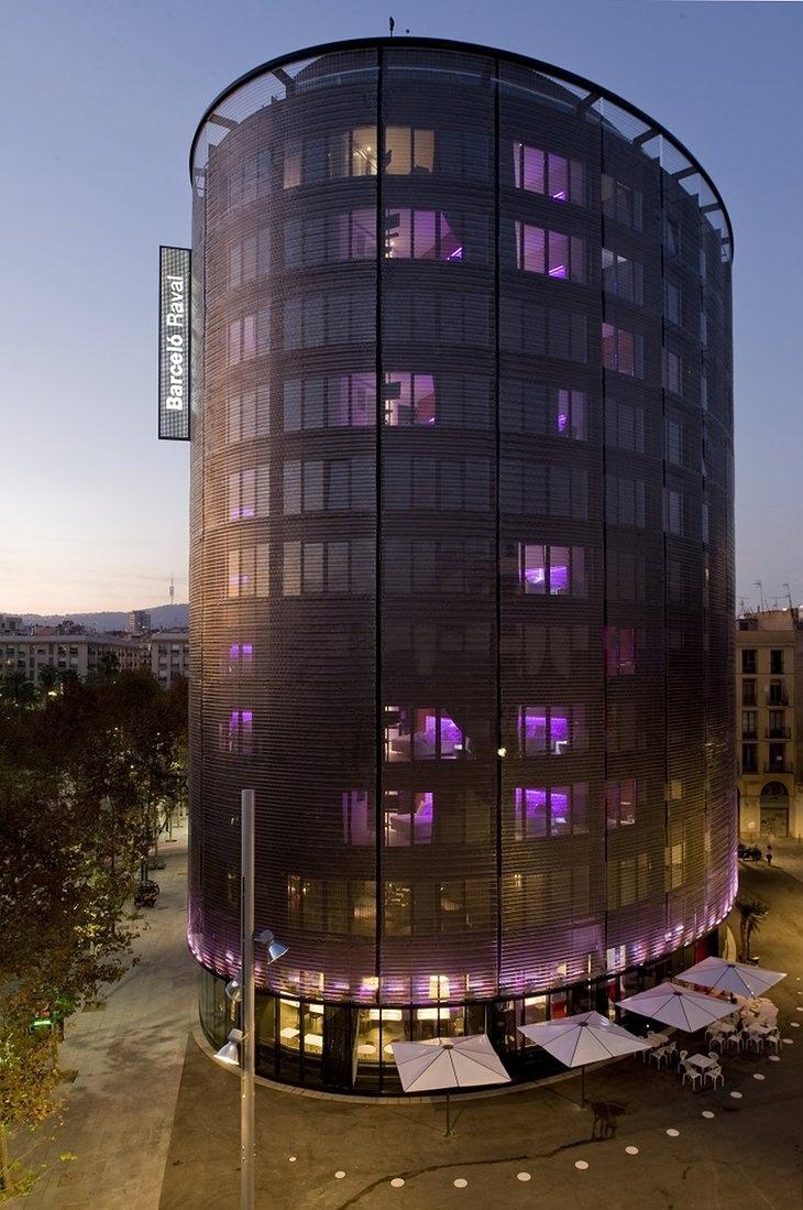 Лучшие отели мира от Soul Travel Barcelo Raval in Barcelona (Испания), изображение №1