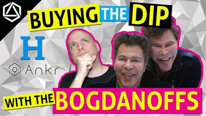 Buying the dip with the Bogdanoffs!
