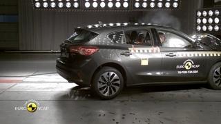Краш-тест | Ford Focus (Euro NCAP)