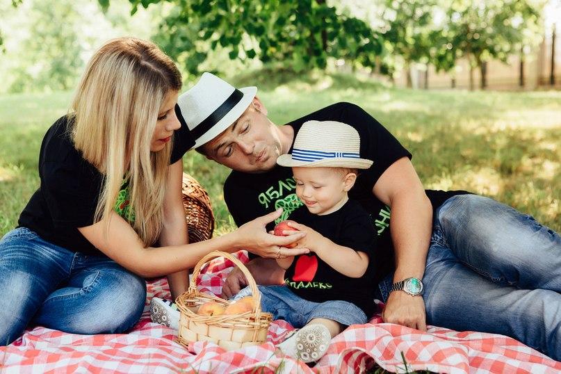 Летние семейные фотосессии - советы от детского фотографа | 538x807