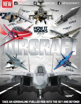 Future s Series How It Works Book of Aircraft 6th Edition 2018