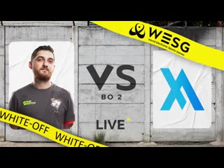 White-off vs fate, wesg group stage, bo2