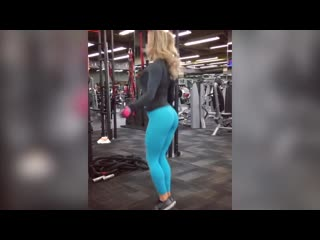 Anna nyström she squats more than you bro amazing workout girl motivation
