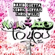 David Guetta, Cedric Gervais, Chris Willis - Would I Lie To You