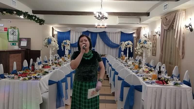 Русско татарская ведущая тамада в Ульяновске Чулпан Фиргали
