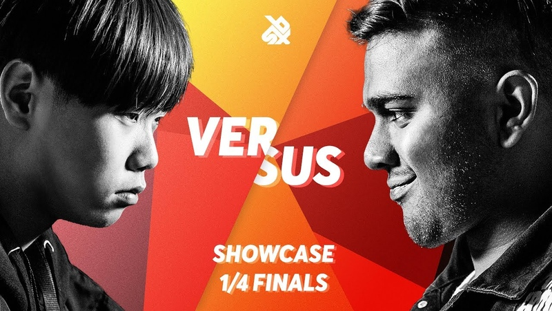 HISS vs PIRATHEEBAN   Grand Beatbox SHOWCASE Battle 2018   1/4 Final