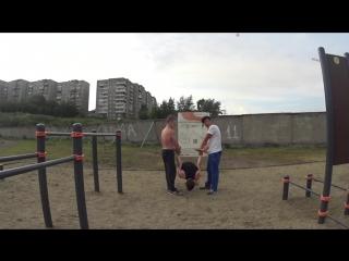 , «Телекон»: тагильские атлеты выступят на Чемпионате Росси по Street Workout