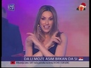 Rada Manojlovic Deset ispod nule Novogodisnji program TV DM Sat 31 12 2018